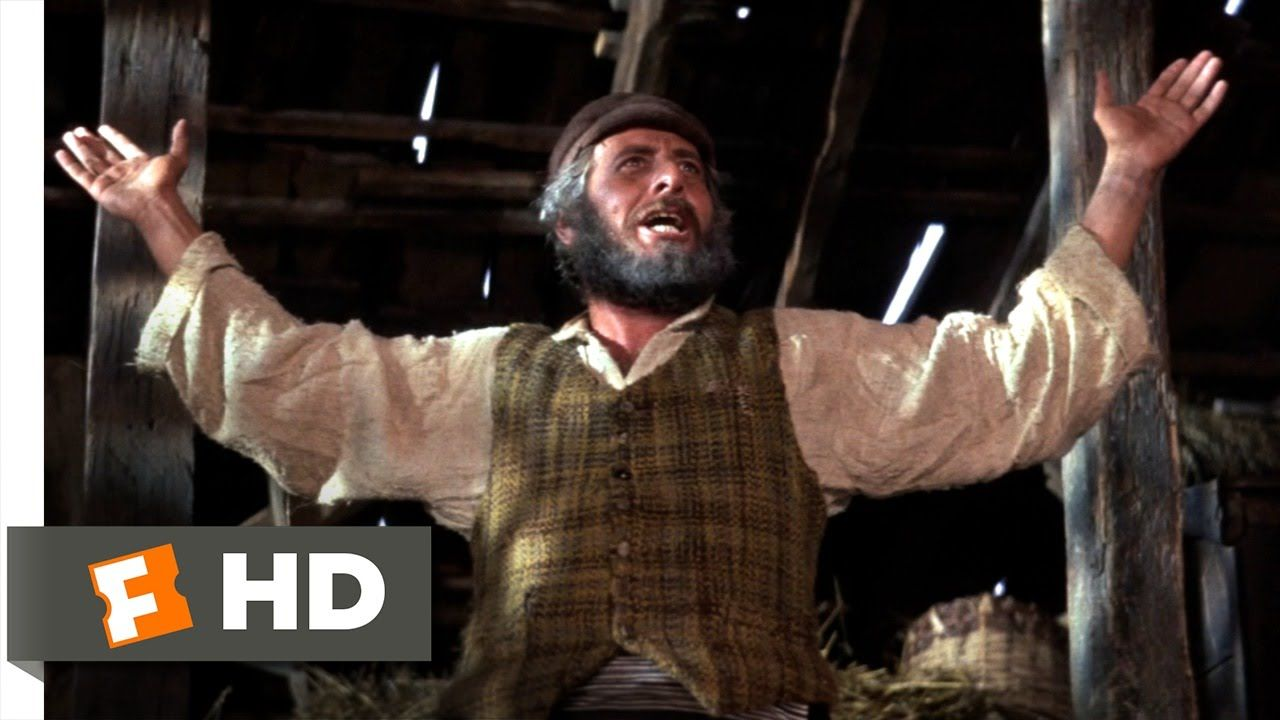 Fiddler on the Roof (4/10) Movie CLIP If I Were a Rich