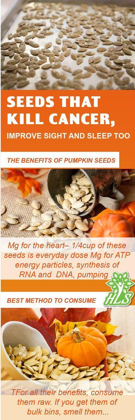 Seeds That Kill Cancer, Improve Sight And Sleep Too
