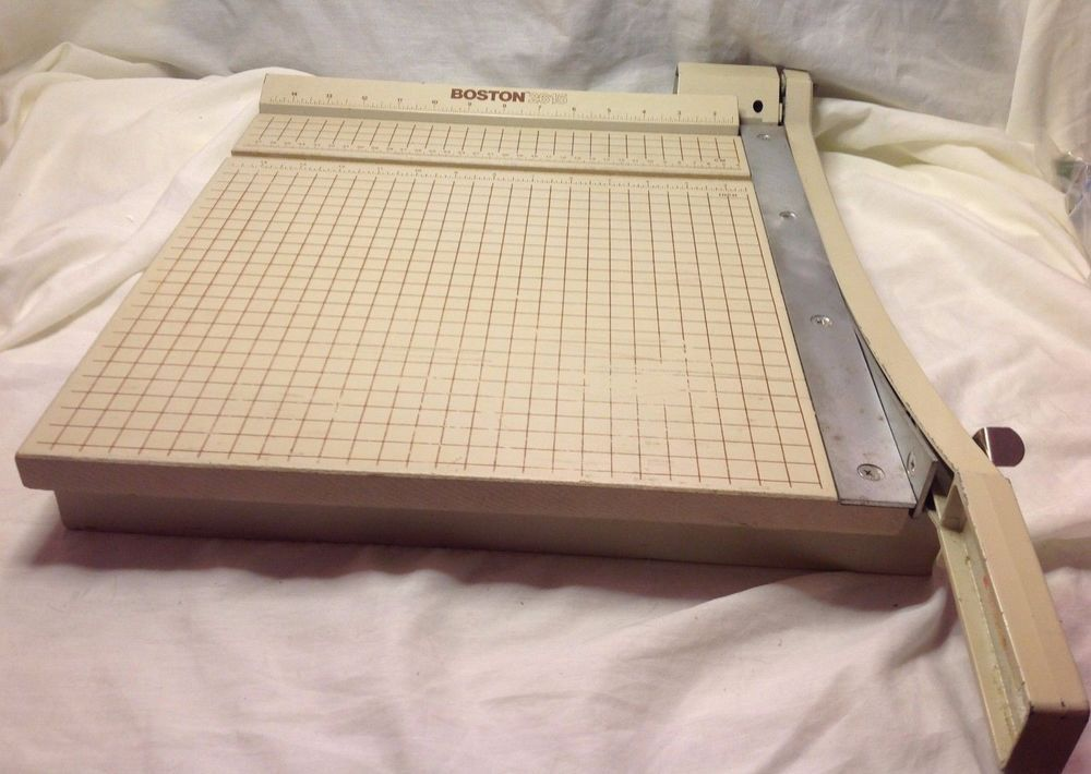 Details About Heavy Duty Paper Cutter 15 X12 Metal Base Trimmers Scrapbooking Guillotine Blade Items For Sale Paper Paper Cutting Scrapbook