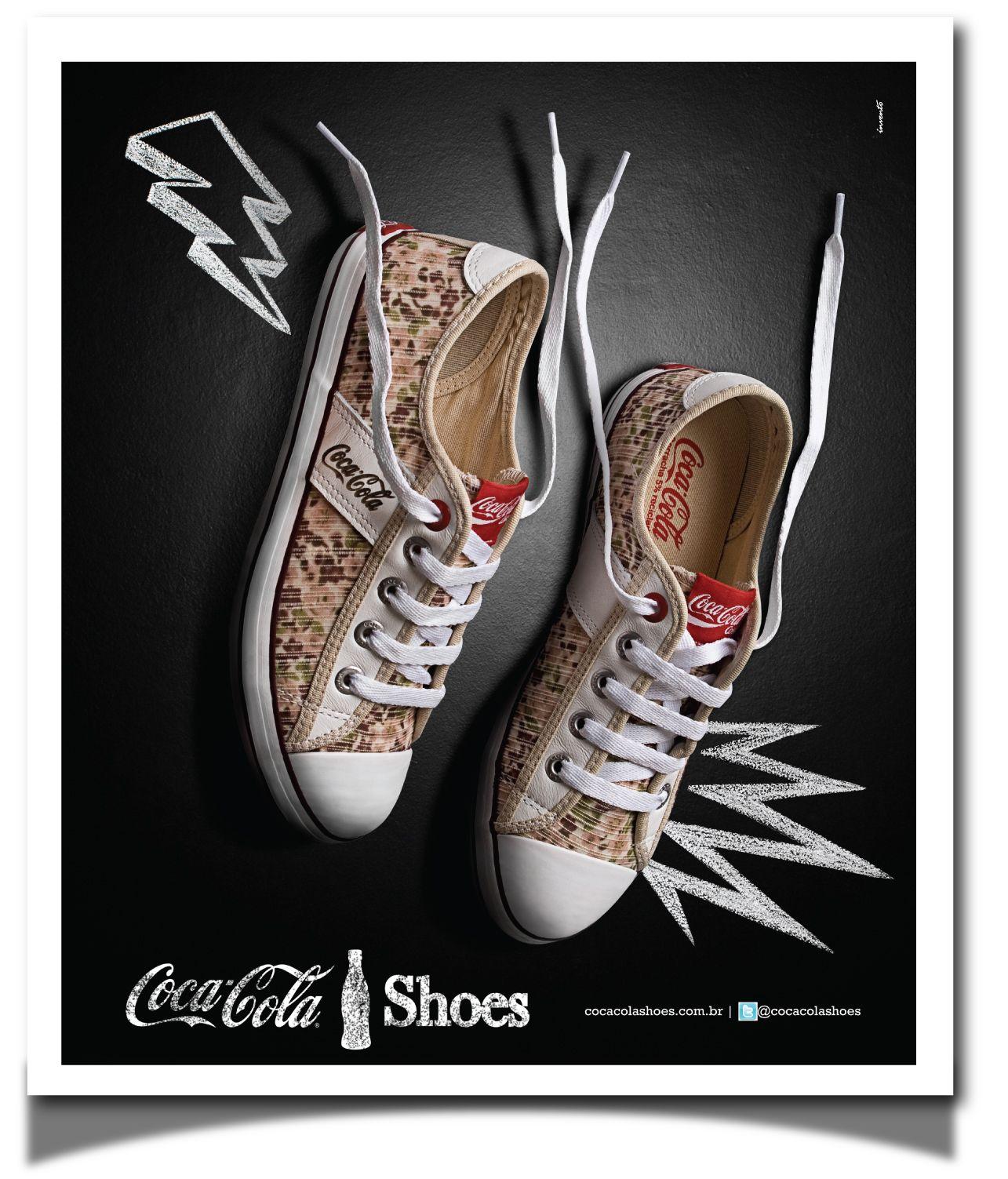 430dd12e57 Pin de Freecs em Coca-Cola Shoes