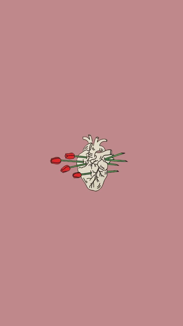 Pin Oleh Nice Goat Di Vejo Flores Em Voce Seni Wallpaper Tumblr Warna Koral