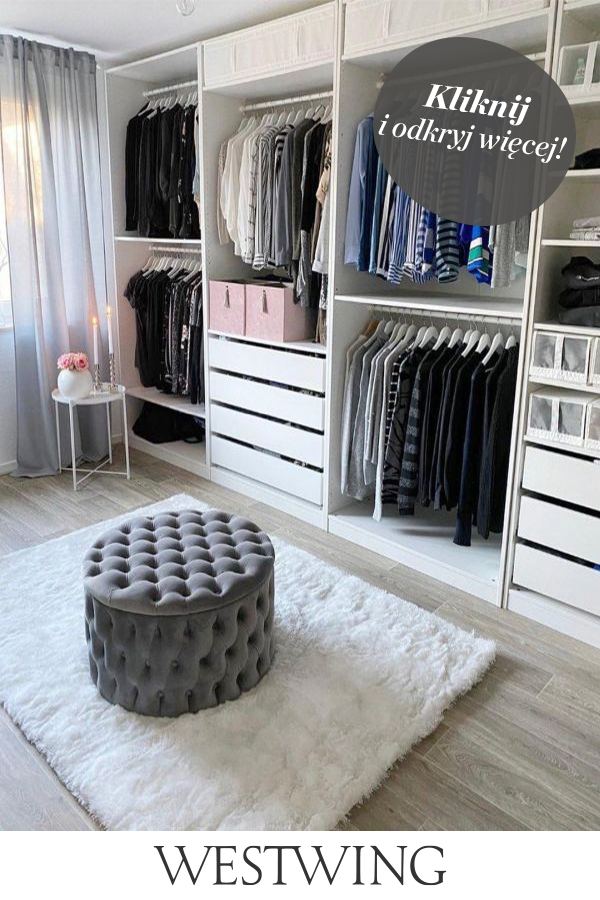 Garderoba W Szerokim Asortymencie Na Westwingnow Closet Decor Luxury Closets Design Home Bedroom