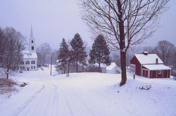 Cazenovia Ny Boston Photographers New England Winter