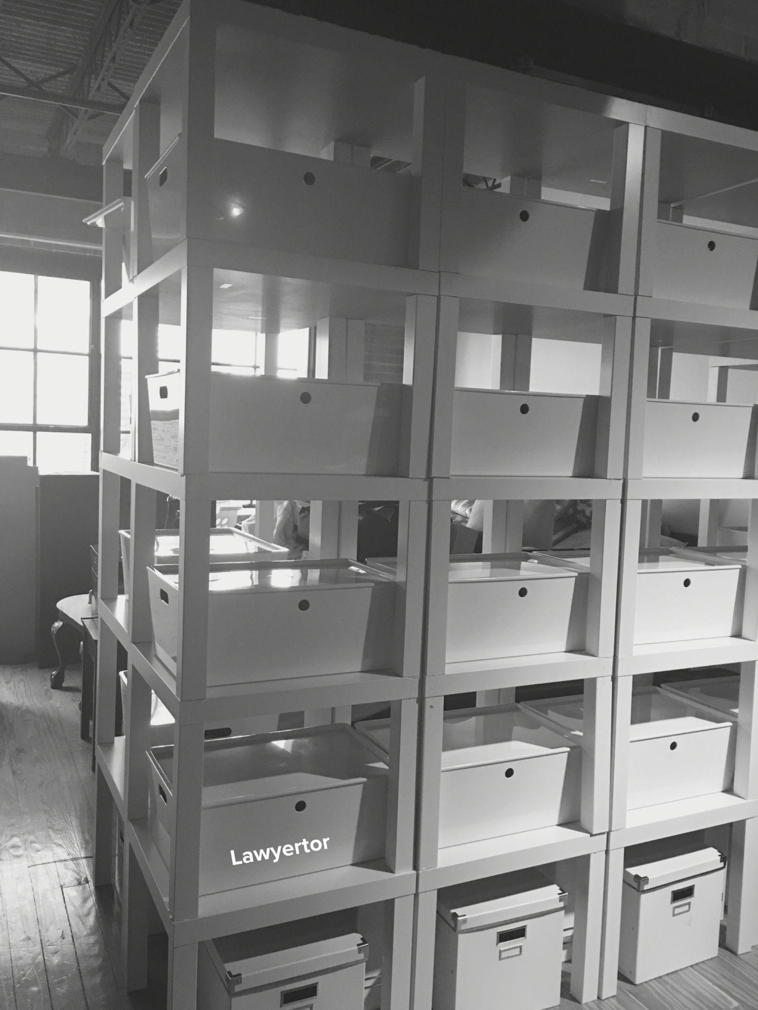 "My Urban Dwelling IKEA Hack by ""The Lawyertor"" WALL made ..."