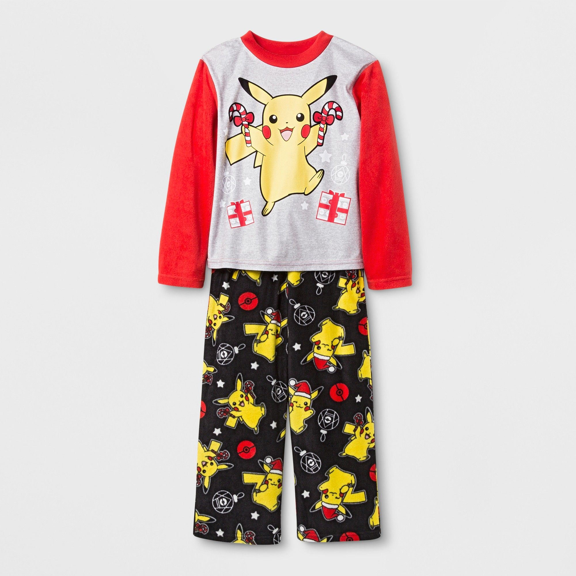 2 New Pair Pokemon Pajamas Size 2 4 Long Sleeve
