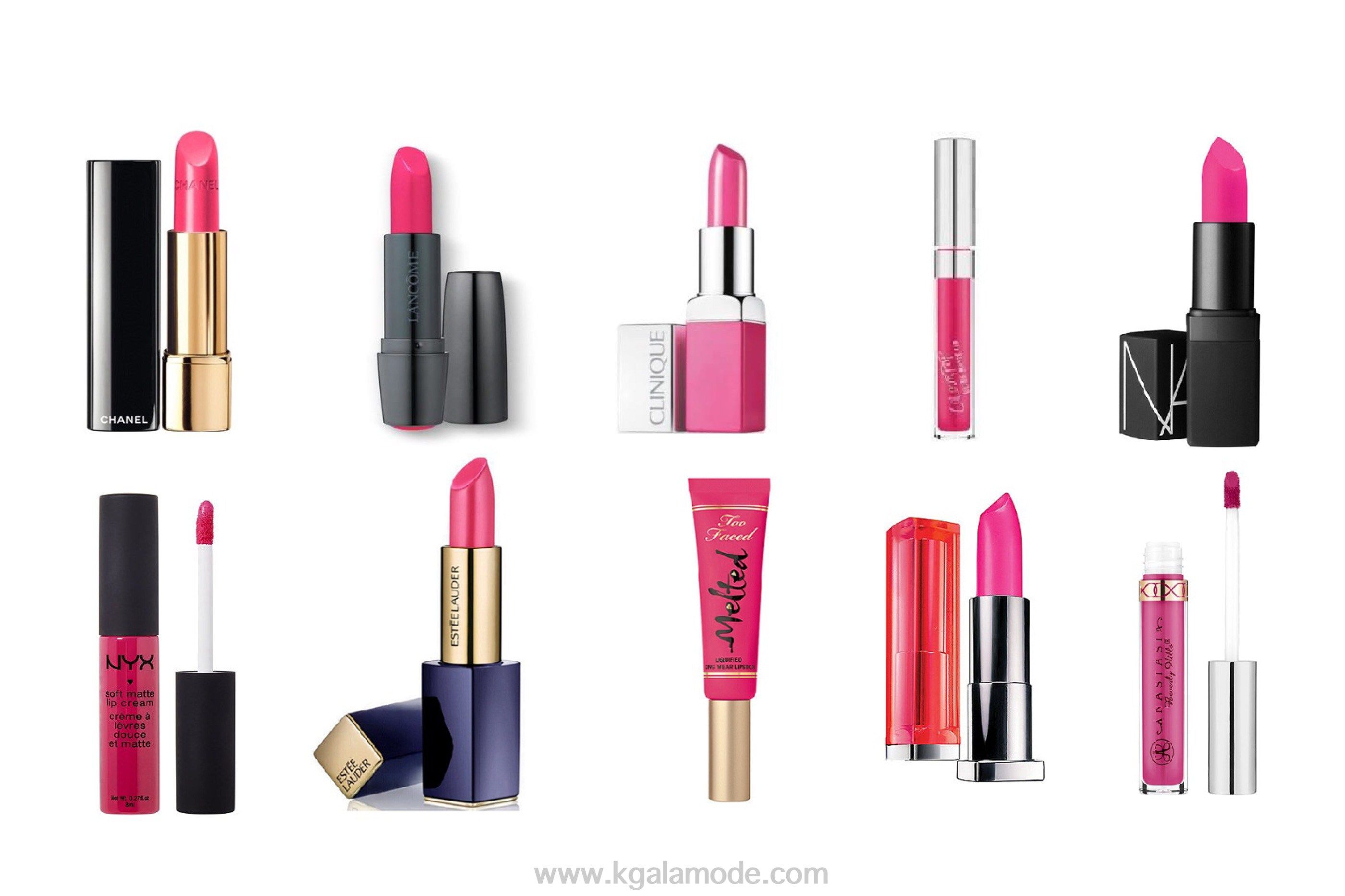 Photo of 10 Vibrant (Fuchsia/Pink) Lipsticks You Should Be Wearing This Spring