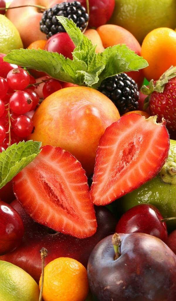 Пин от пользователя Марина Хубулова на доске фрукты и ...