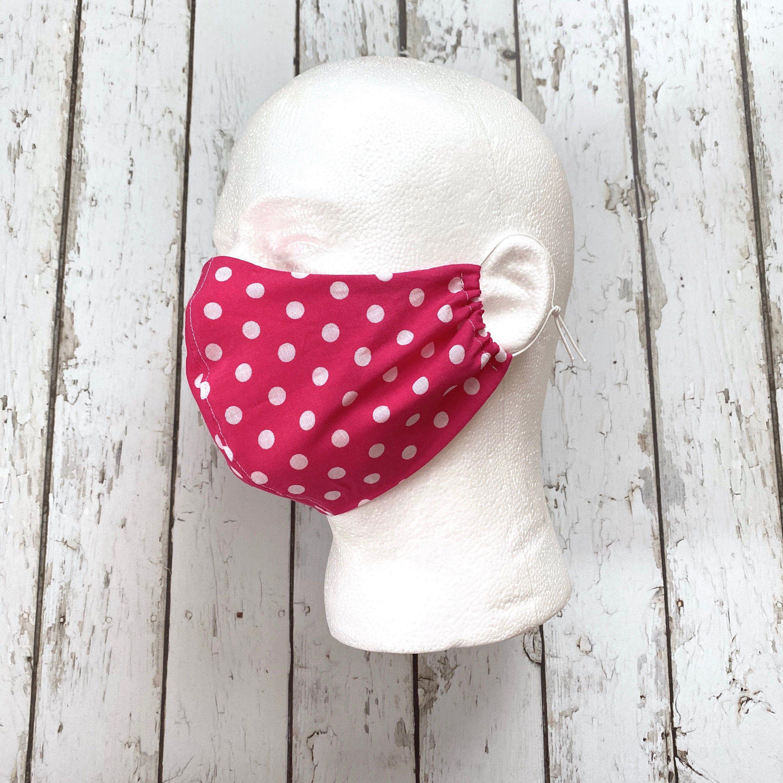 Face Mask Cotton Face Mask Dust Mask Pollen Mask Washable Mask