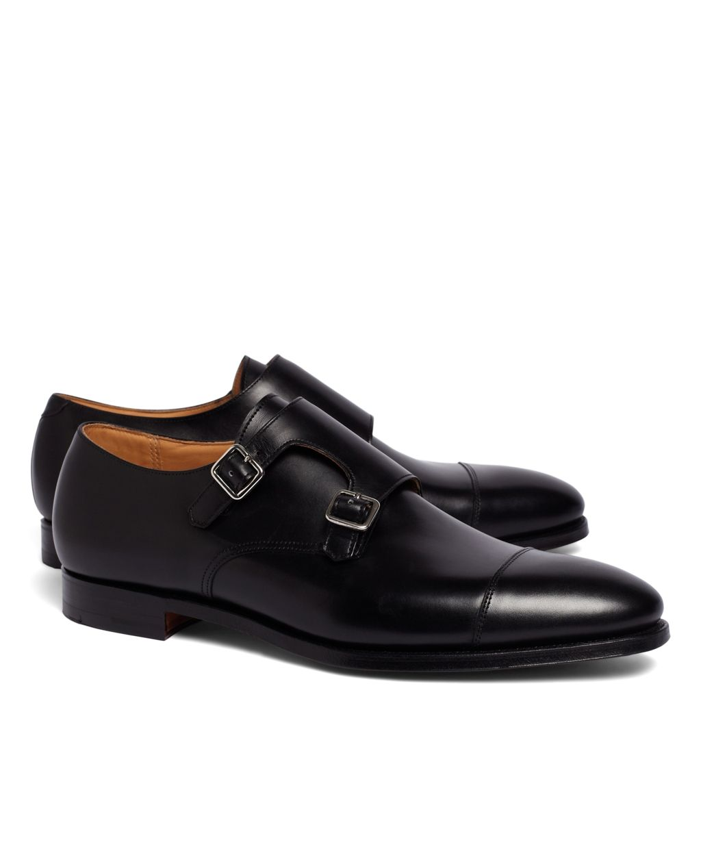 Men's Peal and Co. Double Monk Strap Shoes | Brooks Brothers
