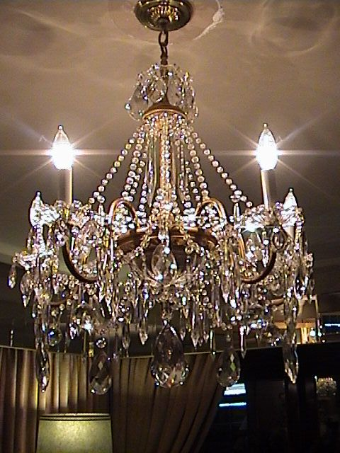 Antique Chandeliers For Sale >> Pin By Crystal Brooch Bouquets Inc On Chandeliers Antique
