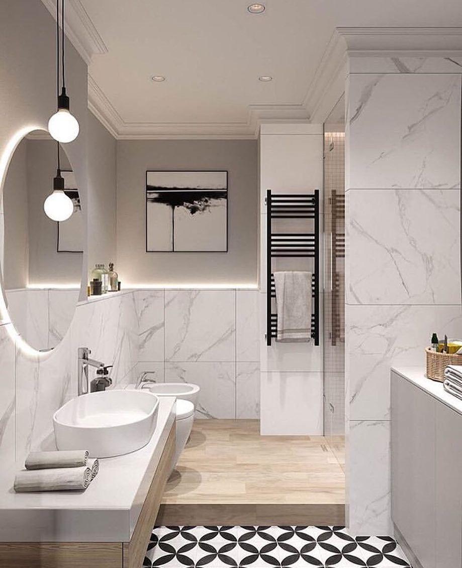 Beautyofinteriors On Instagram Do You Like This Bathroom