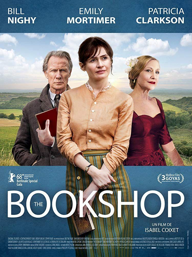 The Bookshop 2017 Bookshop Film Girl Movies