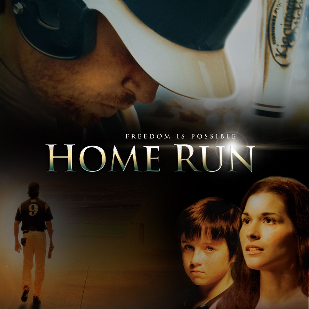Home Run The Movie This movie is a story about freedom and hope. What a great opportunity to share a powerful story that reflects the transformation available to us all! Please spread the word across Winnipeg and Manitoba to get an opening weekend release, April 19-21, 2013!