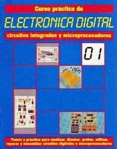 Curso Práctico De Electrónica Digital Cekit 5 Tomos Pdf Descarga Gratis Este Curso Lo Conducirá Gradualme Electronica Digital Electrónica Libro De Proyectos
