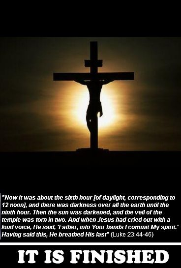 #Calvary: Ponder on the sacrifice of God the Father and ...