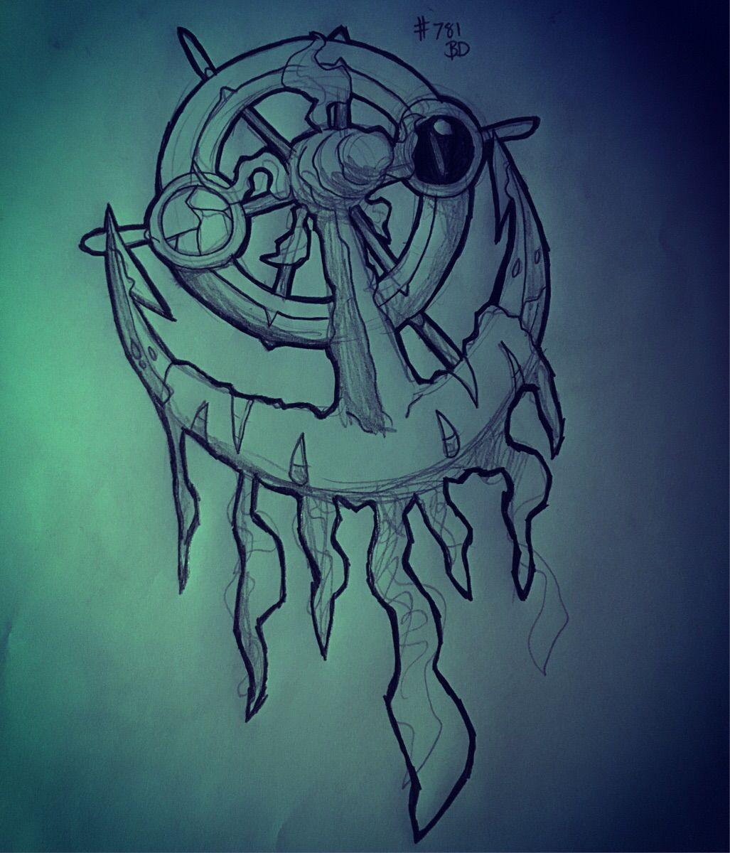 Pin by Jordan Poulsen on Tattoos Pokemon, Ghost type
