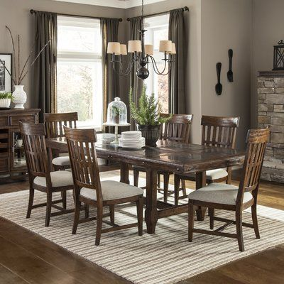Prime Imagio Home Wolf Creek Extendable Dining Table Products Download Free Architecture Designs Scobabritishbridgeorg