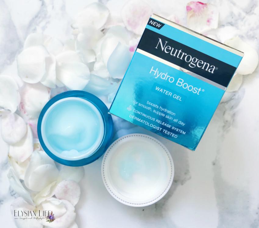 Neutrogena Hydro Boost Water Gel Review beauty