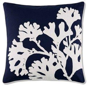 williams sonoma home applique pillow - Google Search