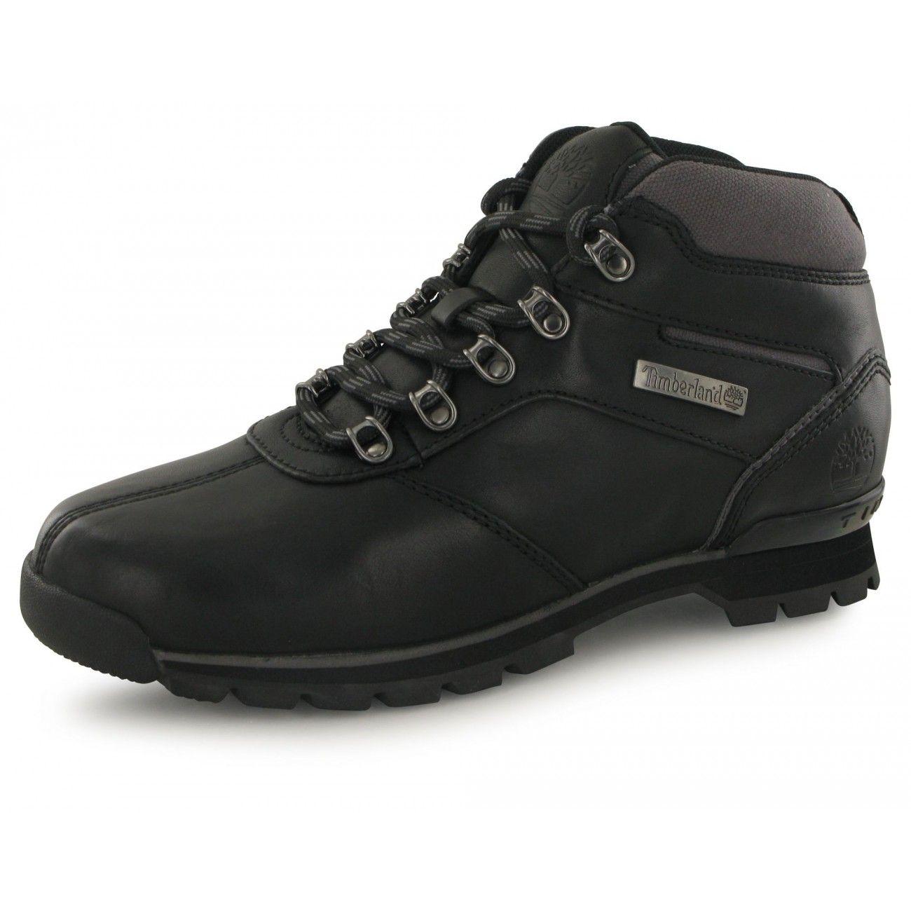 Timberland Splitrock 2 noir, boots homme – achat et prix pas cher - Go Sport