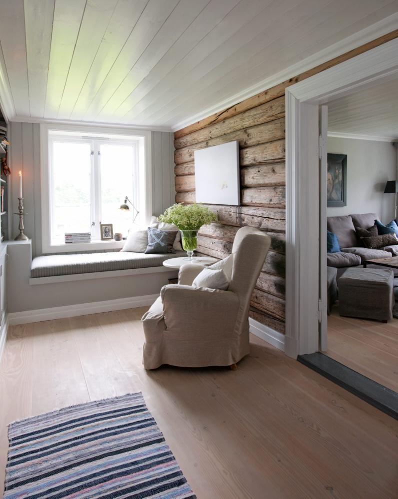 Photo of would love a window seat like that!!  –  Halvor Bakke, bolig, Stavern klikk.no