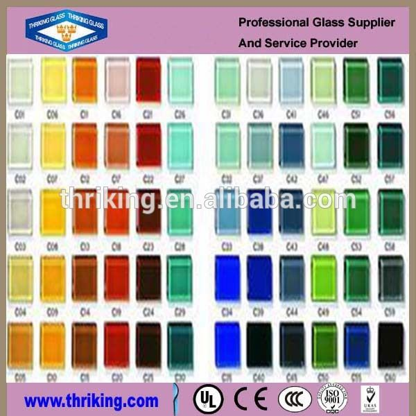 Colored Glass Brick Decorative Glass Block For Curtain Wall
