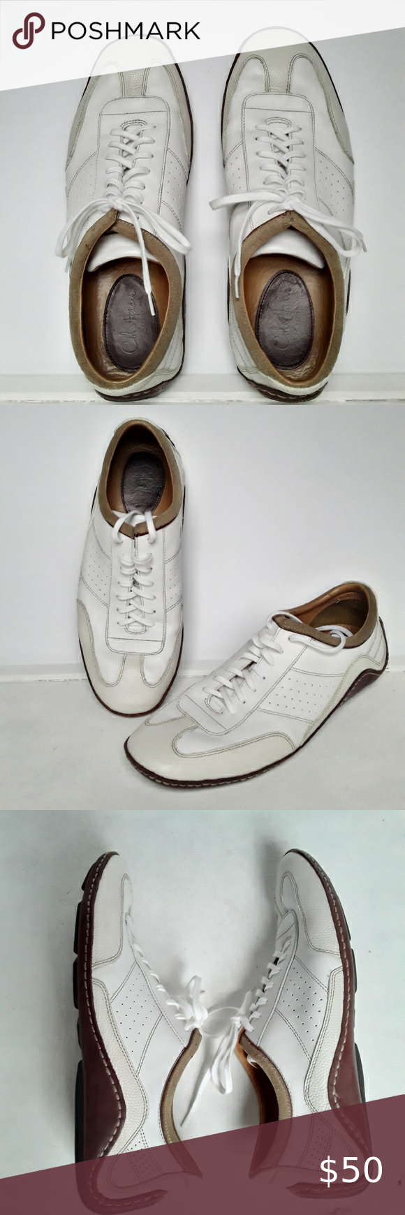 Cole Haan G series nike air leather