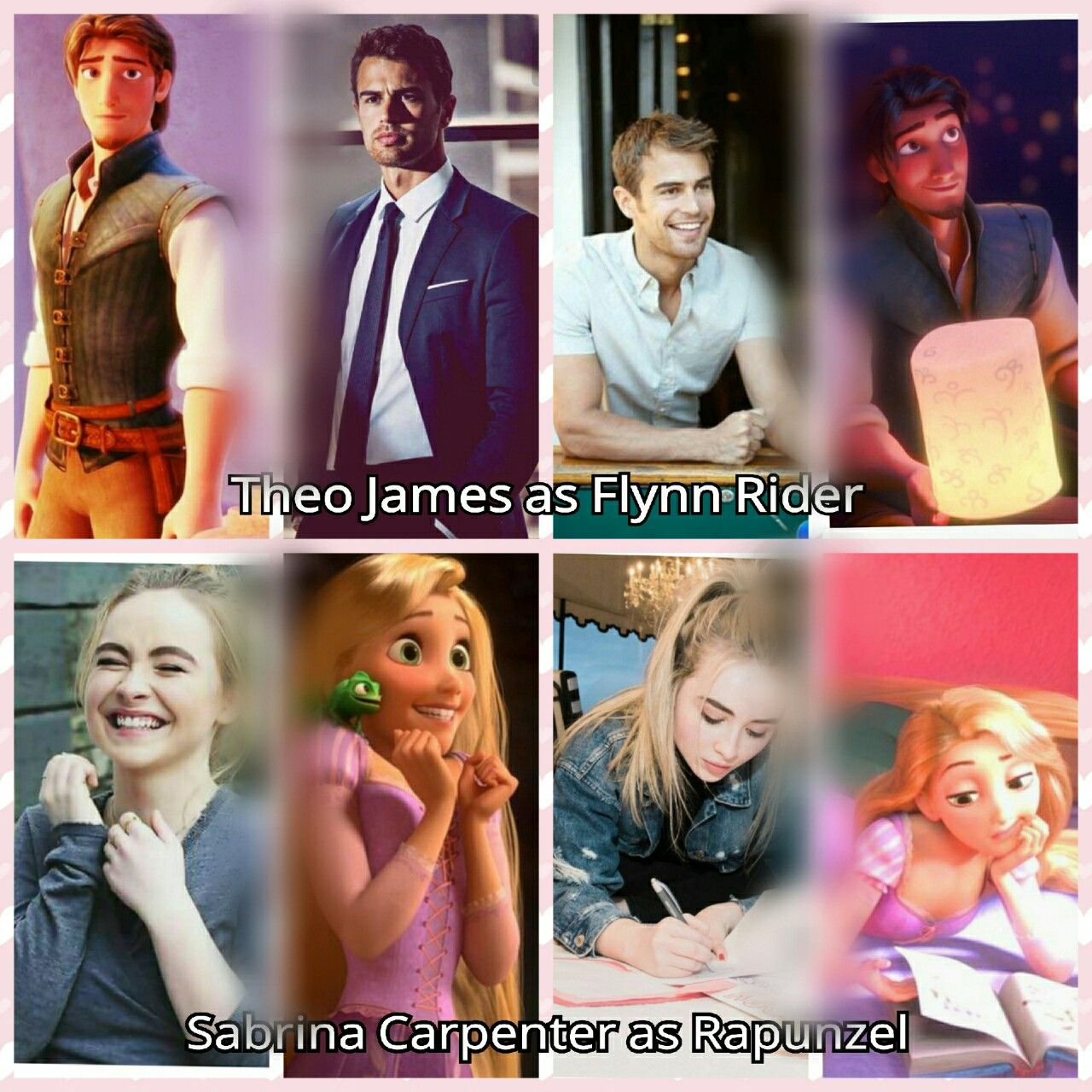 Perfect Casting For Tangled Live Action Movie Repin So That