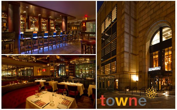 Towne Restaurant Back Bay A New Boylston Street Hot Spot Boston Restaurants