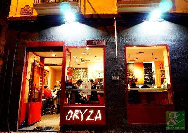 Restaurante Oryza Restaurantes Hoteles Granada
