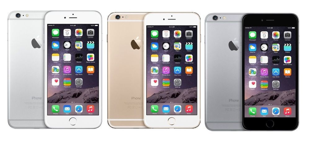 "Details about Apple iPhone 6 Plus 5.5"" 64GB 4G Factory GSM"