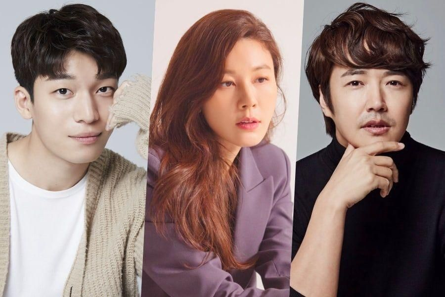 Wi Ha Joon Confirmed To Join Kim Ha Neul And Yoon Sang Hyun In Upcoming JTBC Drama