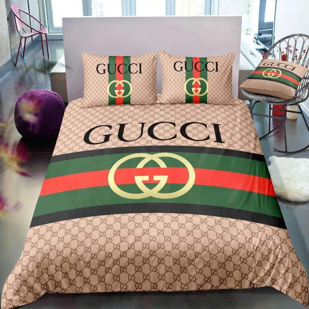 GG0 Gucci Bed Set \ Duvet Cover Set in 2020 Duvet cover
