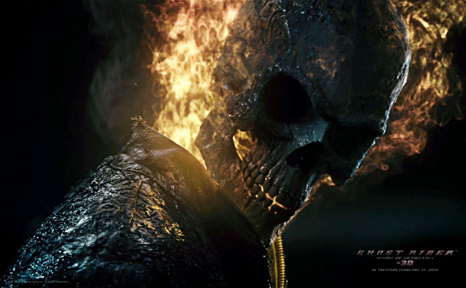 Ghost Rider Spirit Of Vengeance Wallpaper Hd Motorista Fantasma