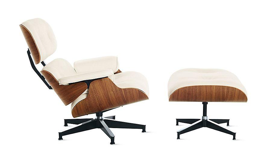 Incredible Eames Lounge Chair And Ottoman Furnishings Chair Uwap Interior Chair Design Uwaporg