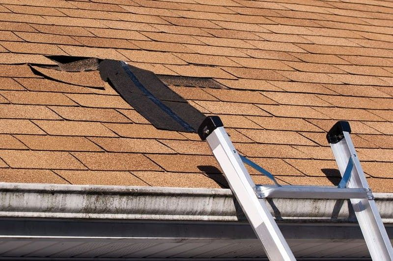 What Can Happen If Your Roof Is Missing A Few Shingles Roof Shingle Repair Roof Repair Leaking Roof