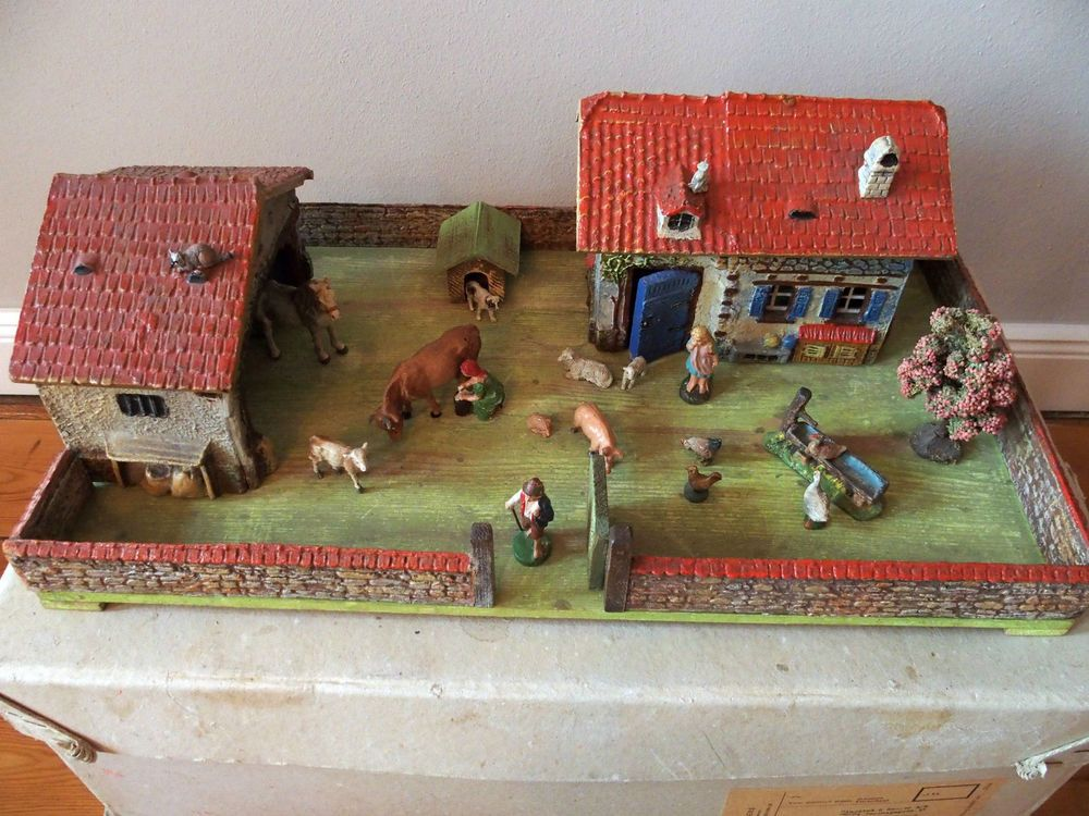 elastolin bauernhof | eBay