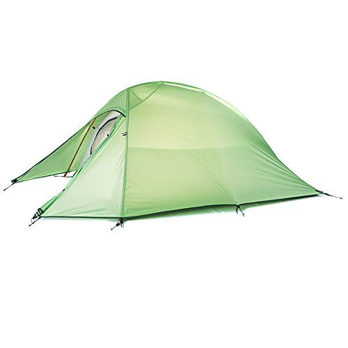 NatureHike 1 Person Tent Double-layer C&ing Tent Lightweight 4 seasons Tent NH15T001-T  sc 1 st  Pinterest & NatureHike 1 Person Tent Double-layer Camping Tent Lightweight 4 ...