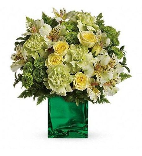 Wedding Flowers Lancaster Pa: Renew Their Spirit With This Refreshing Arrangement Of
