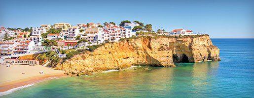 L Algarve En 5 Jours Premier Jour Visiter Algarve Vacances Romantiques Algarve