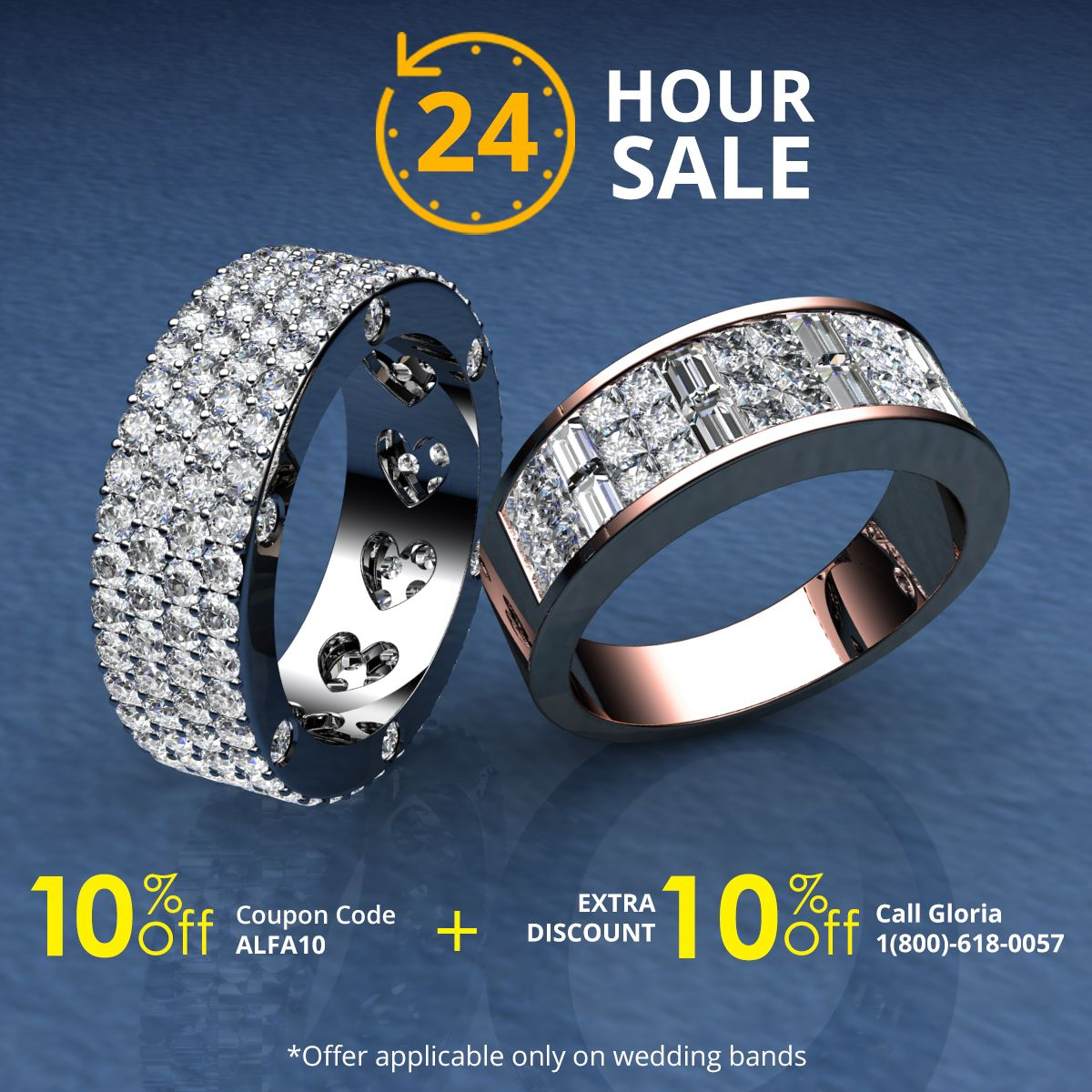 Enjoy Double Benefit...! Hurry 24 HOUR SALE Our Amazing