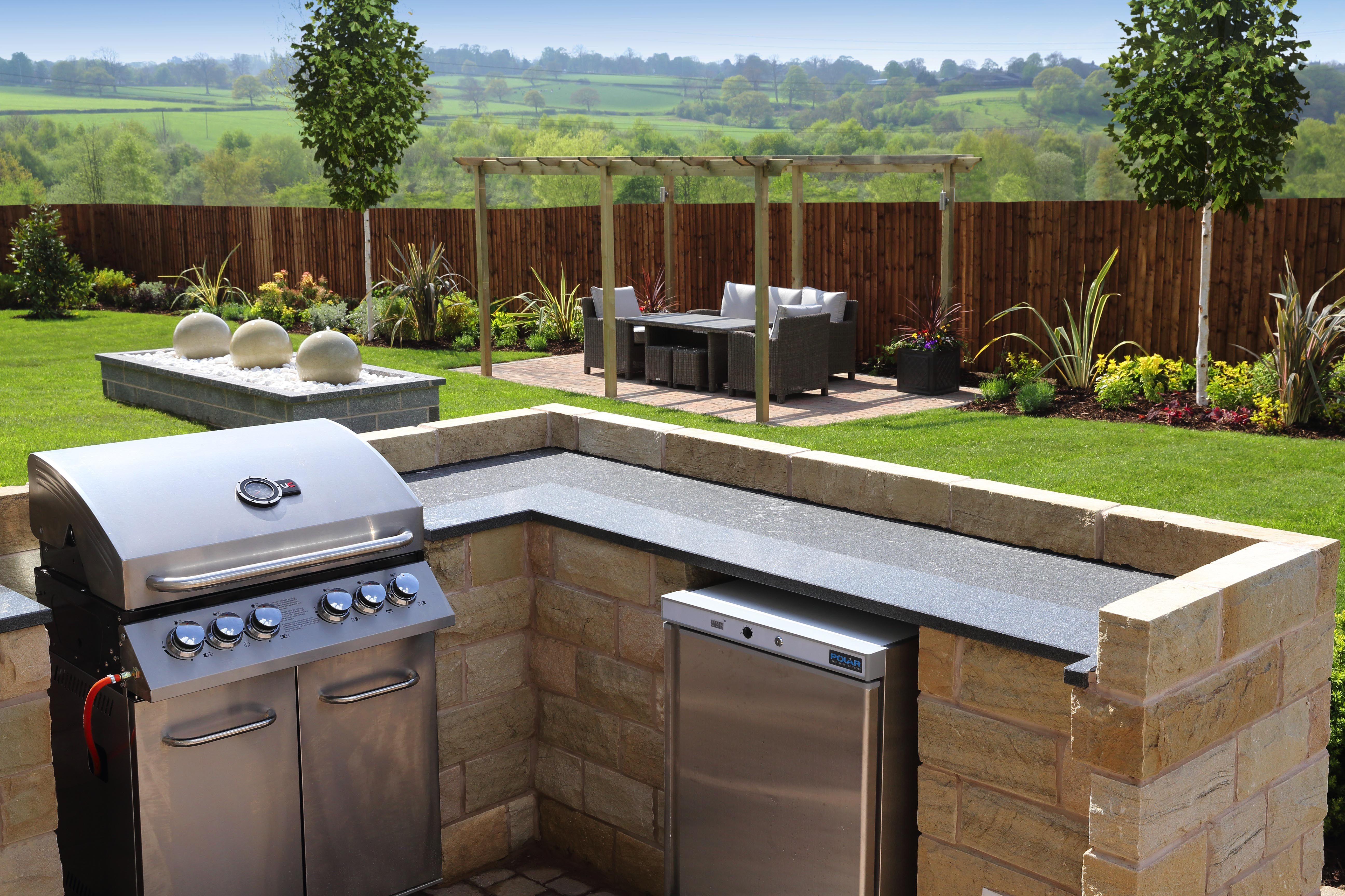 Complete Outdoor Kitchen Beautiful Outdoor Rooms Are Not Complete Without An Outdoor