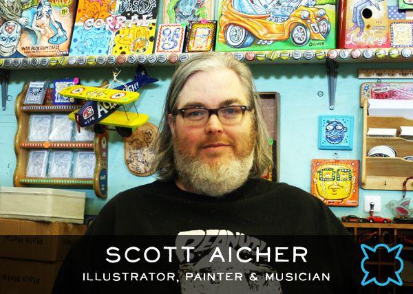 PODCAST: Scott Aicher | That's So Pedro