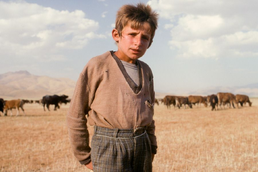 Gever, Türkei, kurdisches Gebiet