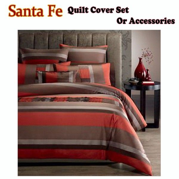 Santa Fe #QuiltCover Set or #Accessories by #Phase2