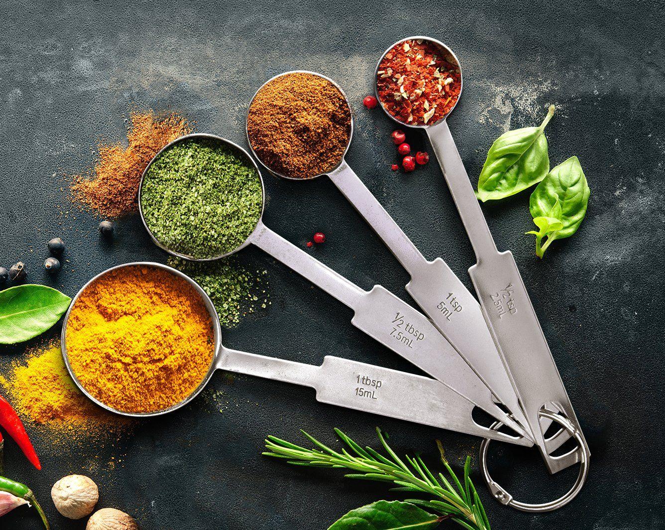 Amazon Measuring Spoons X Chef Kitchen Measuring