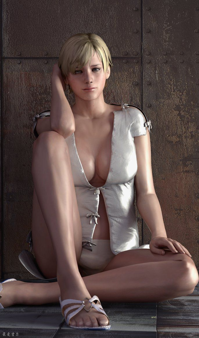 Consider, that resident evil sherry birkin nude assured, that
