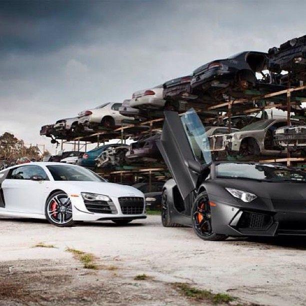 31++ Super car scrap yard high quality