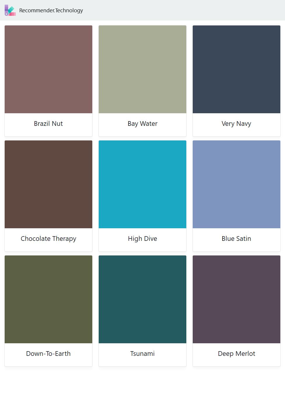 Satin Colour Chart 2019 In 2020 Satin Color Paint Color Chart Color Chart