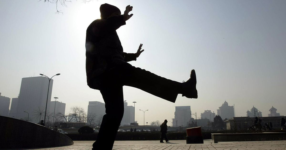 Adults over 50 lose their footing as their balance